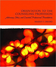 Orientation To The Counseling Profession
