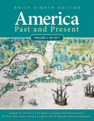 America Past And Present Volume 1
