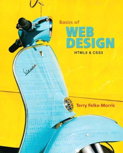 Basics Of Web Design