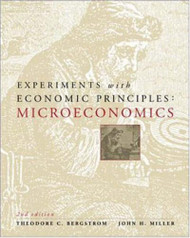 Experiments With Economic Principles Microeconomics_Bergstrom