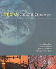 Microeconomics In Context
