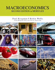 Macroeconomics In Modules by Paul Krugman