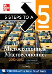 5 Steps To A 5 Ap Microeconomics / Macroeconomics