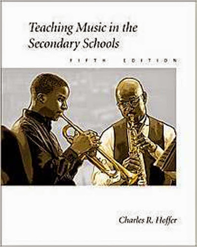 Secondary Education music accounting