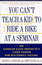 You Can'T Teach A Kid To Ride A Bike At A Seminar