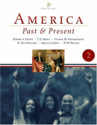 America Past And Present Volume 2