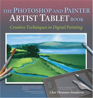 Photoshop And Painter Artist Tablet Book
