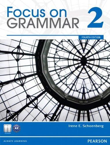 Focus On Grammar 2