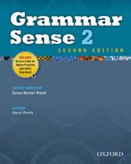 Grammar Sense 2 Student Book