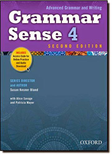Grammar Sense 4 Student Book