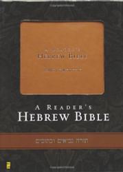 Reader's Hebrew Bible