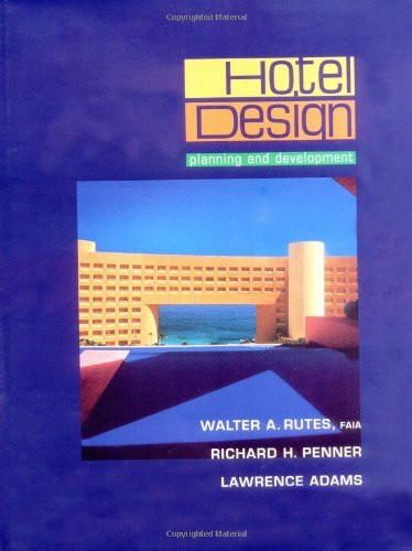 Hotel Design Planning And Development New