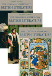Longman Anthology Of British Literature Volumes 1A 1B And 1C