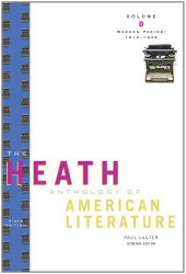 Heath Anthology Of American Literature