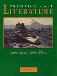 Literature Timeless Voices Timeless Themes