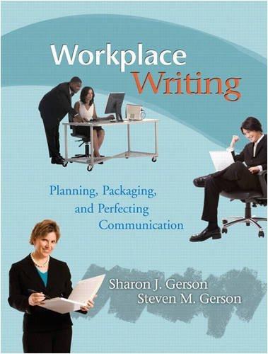Workplace Writing