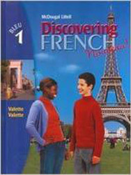Discovering French Nouveau Level 1 2004 (English And French Edition)