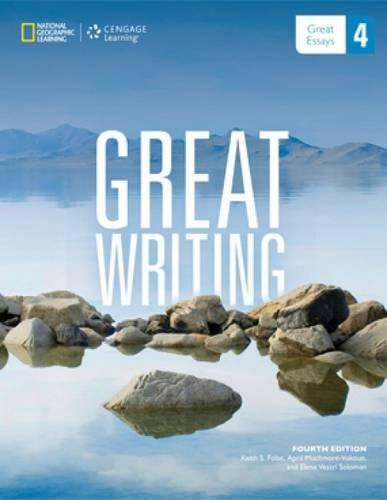 Great Writing 4