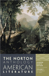 Norton Anthology of American Literature Volume 1
