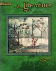 Glencoe Literature; Course 3