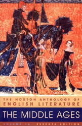 Norton Anthology Of English Literature Volume 1A The Middle Ages