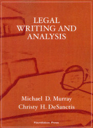 Legal Writing and Analysis