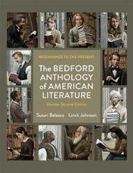 Bedford Anthology of American Literature Shorter Edition