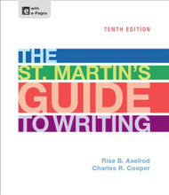 St Martin's Guide To Writing