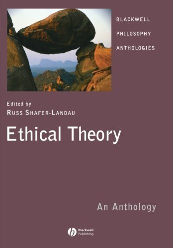 Ethical Theory
