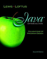 Java Software Solutions - John Lewis
