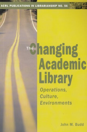 Changing Academic Library