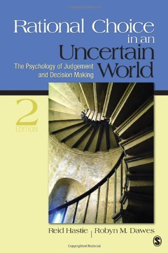 Rational Choice In An Uncertain World