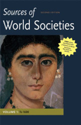 Sources Of World Societies Volume 1