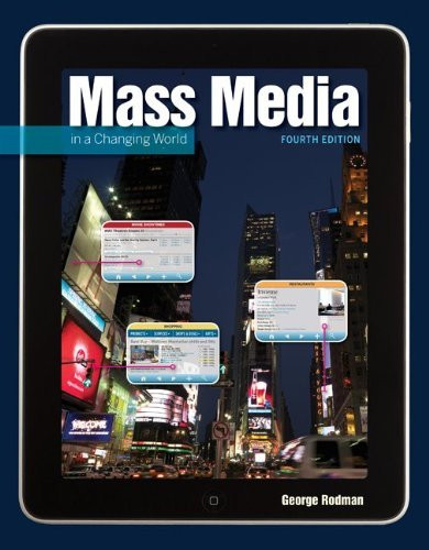 Mass Media In A Changing World