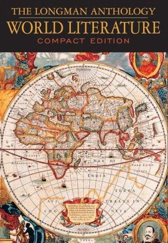 Longman Anthology Of World Literature The Compact