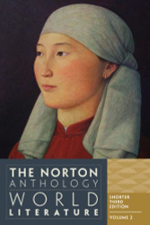 Norton Anthology Of World Literature Volume 2