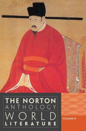 The Norton Anthology Of World Literature Volume D