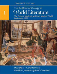 Bedford Anthology Of World Literature Compact Volume 1