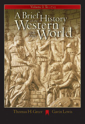 Brief History Of The Western World Volume 1