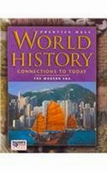 Prentice Hall World History Connections To Today The Modern Era