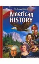 American History Grades 6-8 Full Survey