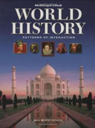 World History Grades 9-12 Patterns Of Interaction