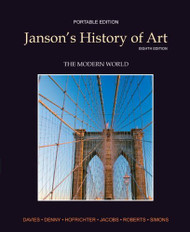 Janson's History Of Art Portable Book 4 The Modern World