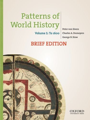 Patterns of World History Brief Edition Volume 1