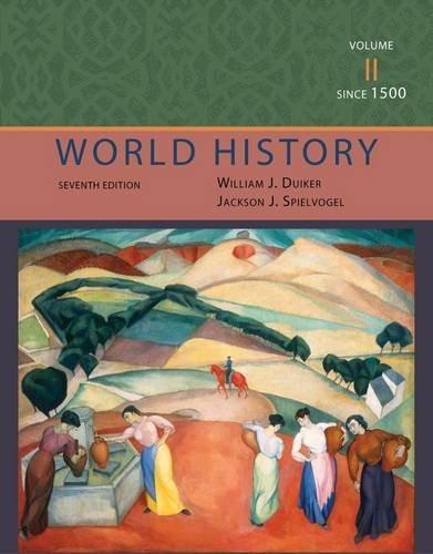 World History Volume 2