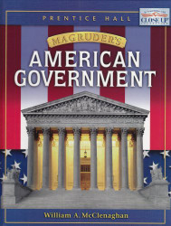 MAGRUDER's AMERICAN GOVERNMENT C