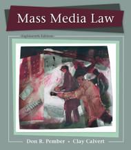 Mass Media Law