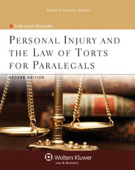 Personal Injury And The Law Of Torts For Paralegals