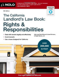 California L And Lord's Law Book