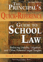 Principal's Quick-Reference Guide to School Law